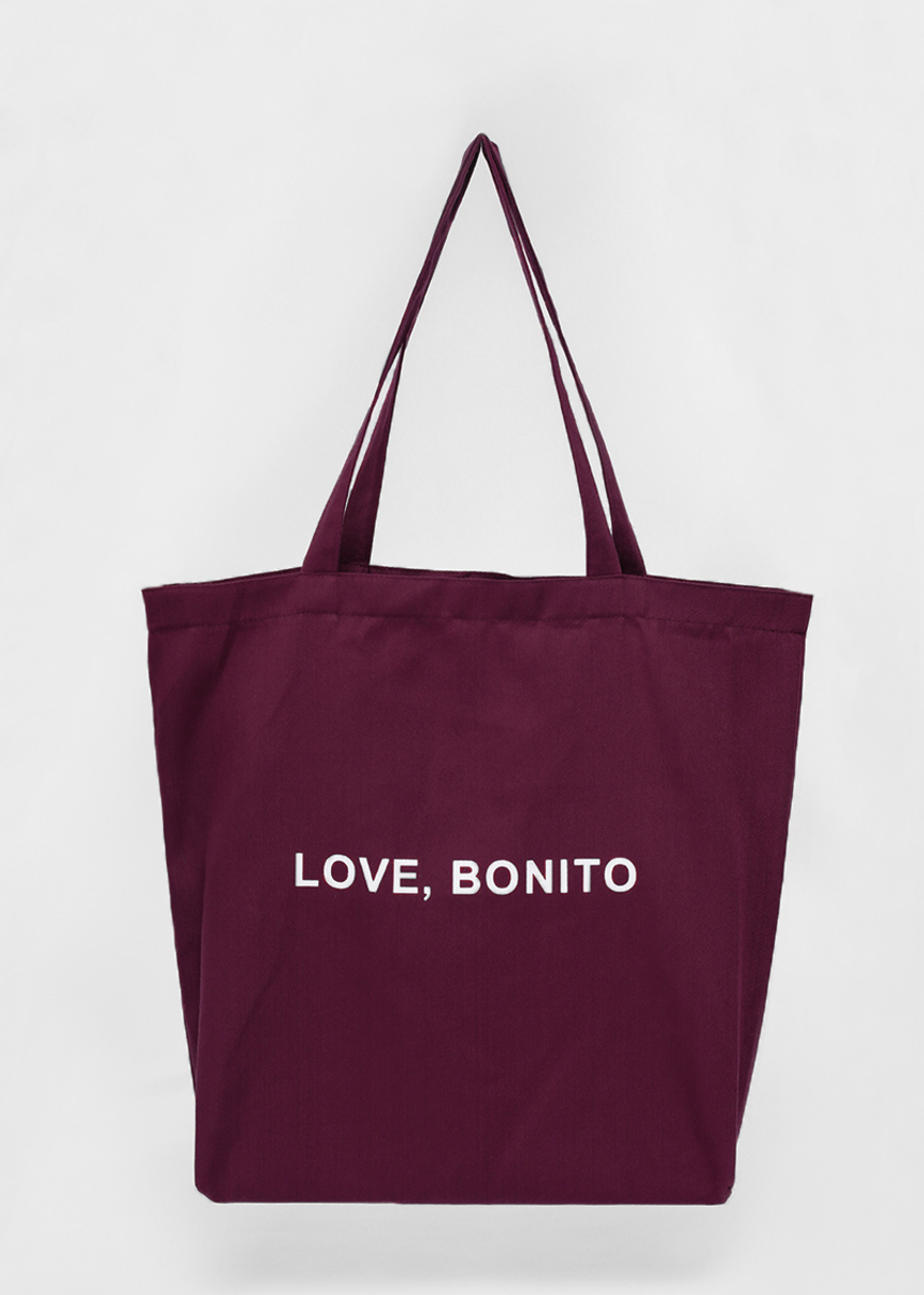 LB Canvas Tote Bag
