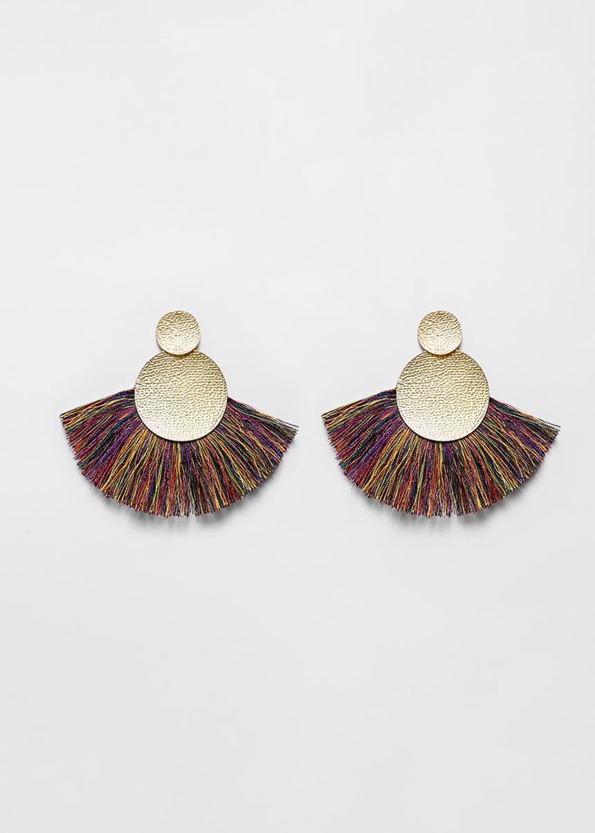 Mio Tassel Earrings