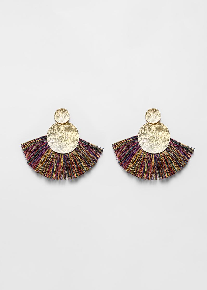 Mio Tassel Earrings