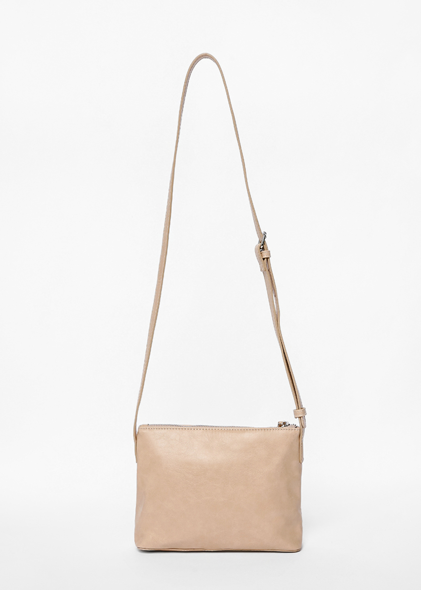 Klint Zipper Crossbody Bag
