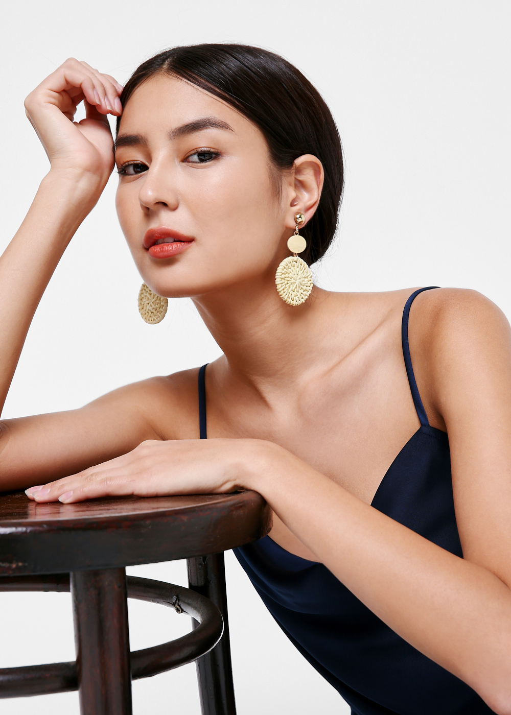 Merewen Woven Earrings