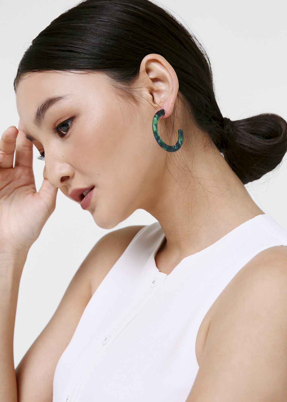 Aidy Tortoiseshell Earrings