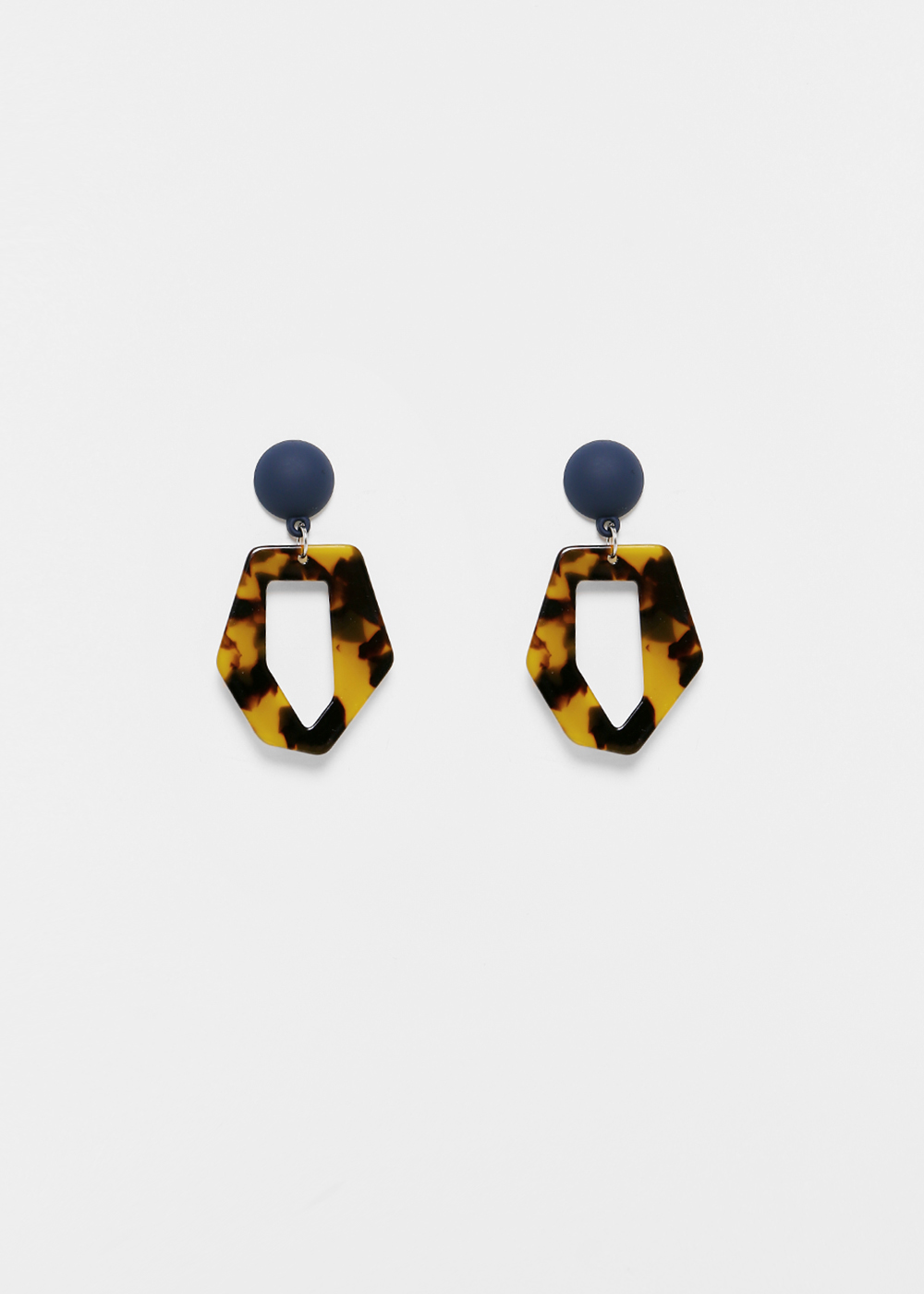 Alyson Tortoiseshell Earrings