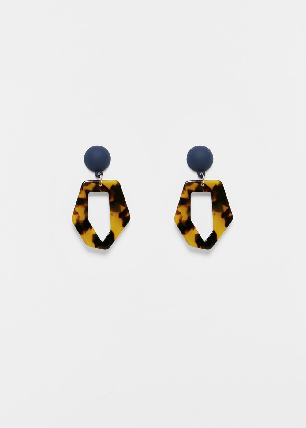 Alyson Tortoiseshell Earrings