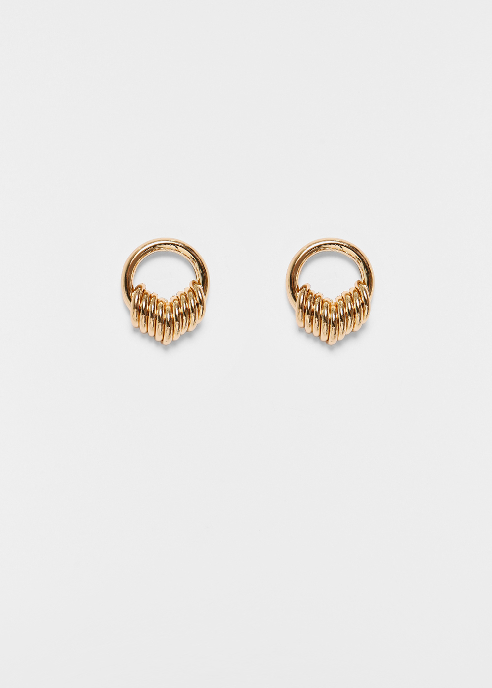 Julissa Coiled Earrings