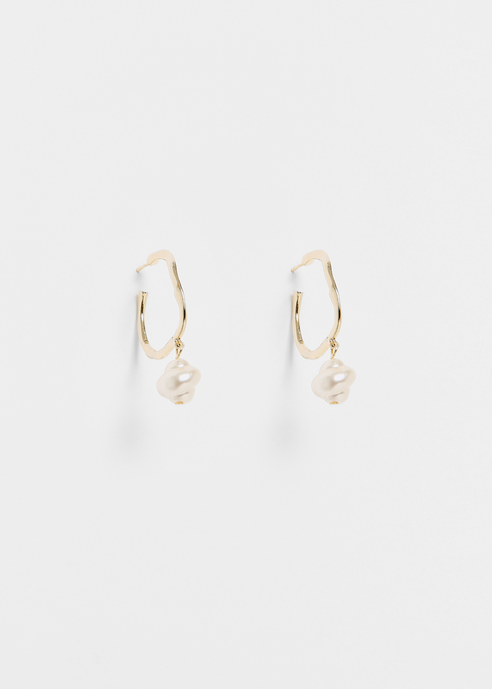 Korie Pearl Drop Earrings