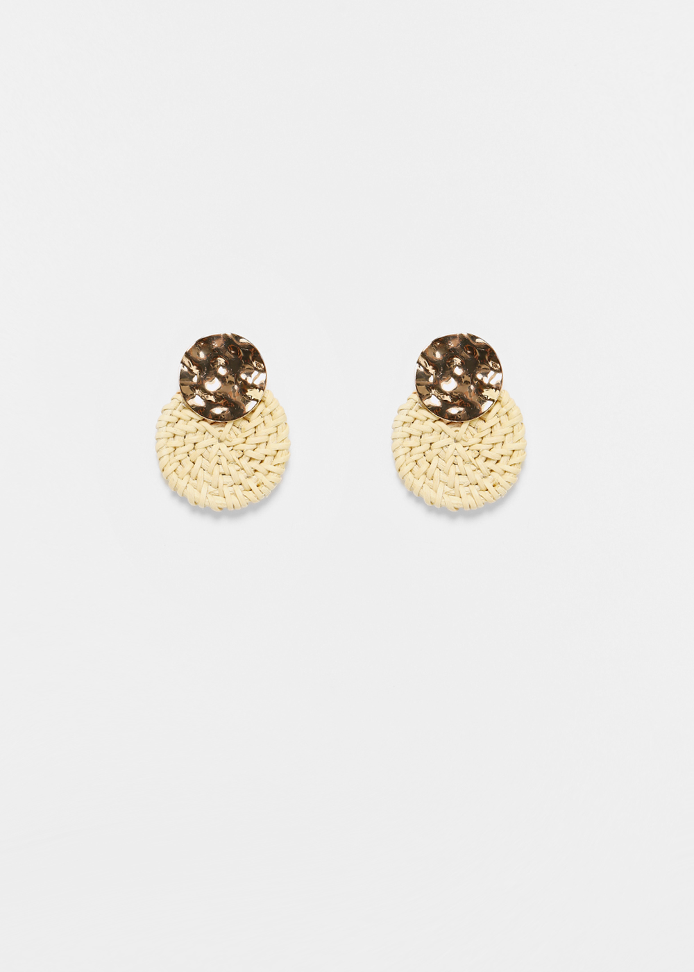 Elise Woven Earrings