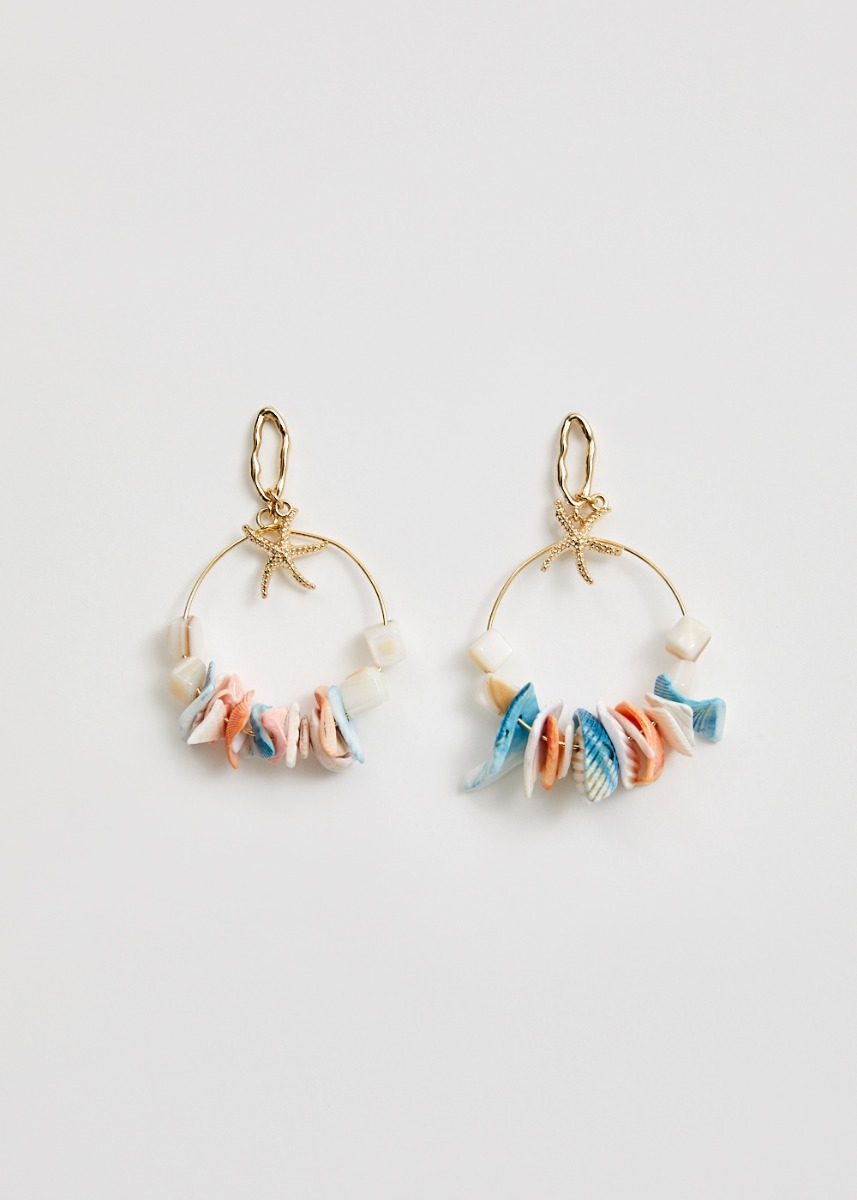 Vivien Nautical Earrings