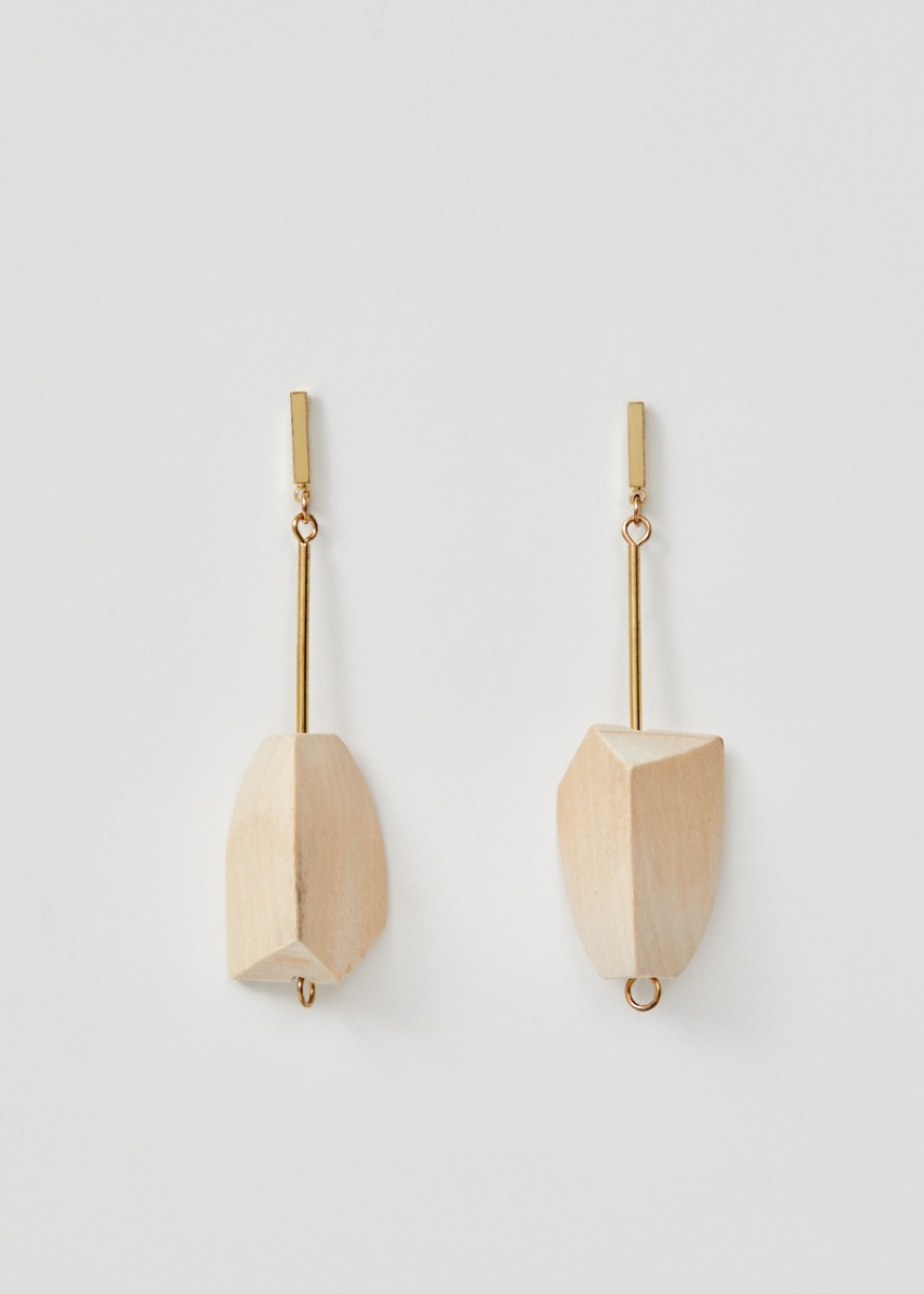 Katelyn Stone Drop Earrings