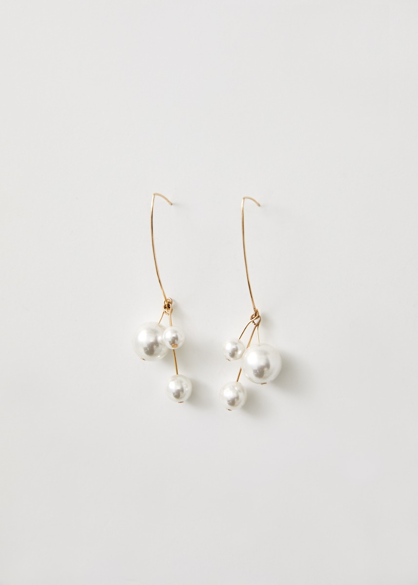 Jayda Pearl Drop Earrings