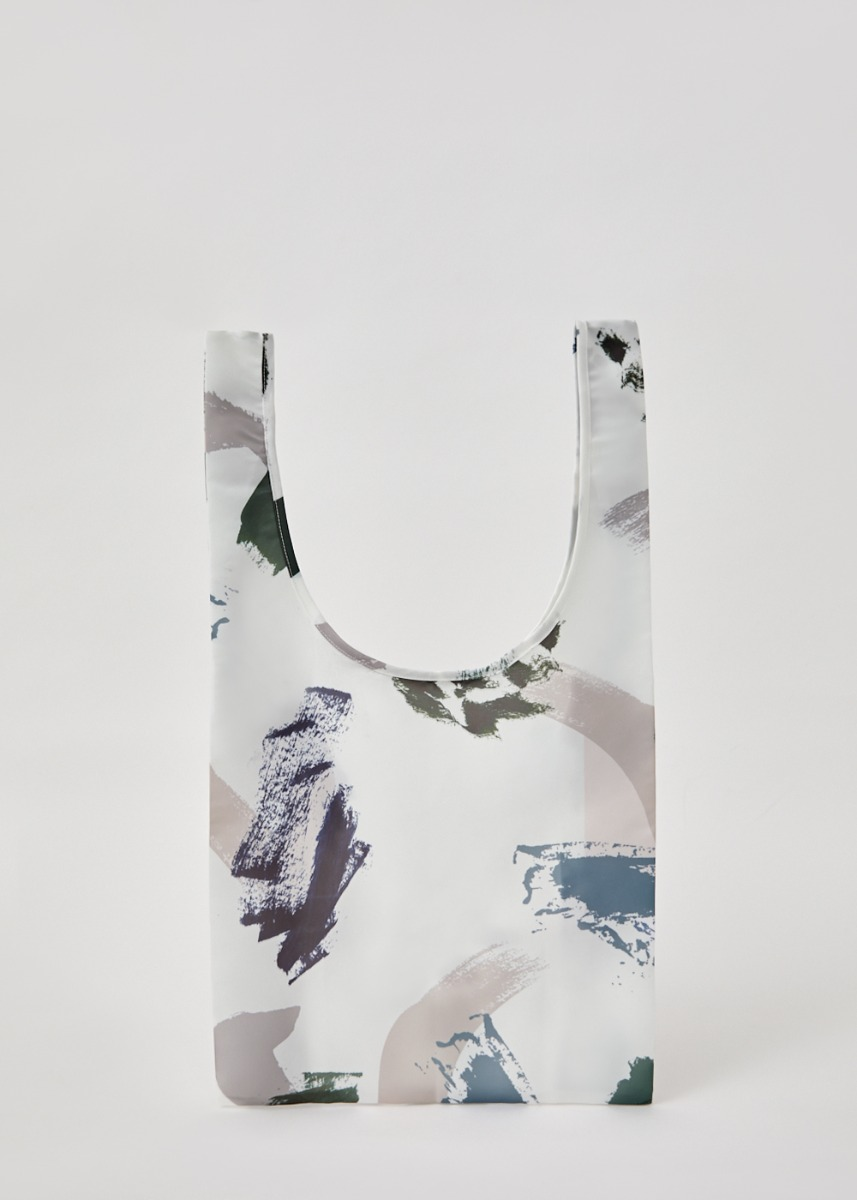 Marley Printed Eco Bag in Artful Bloom