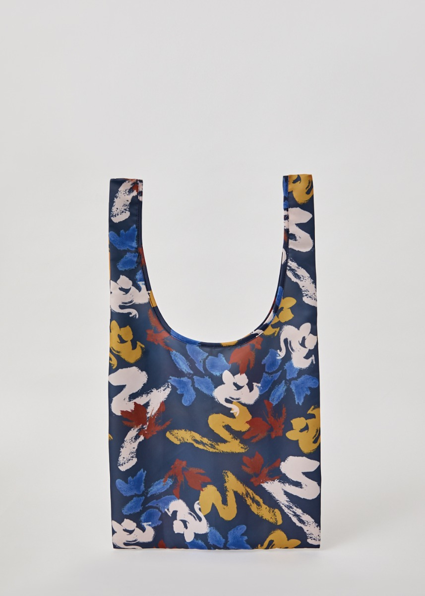 Marley Printed Eco Bag in Floral Waltz