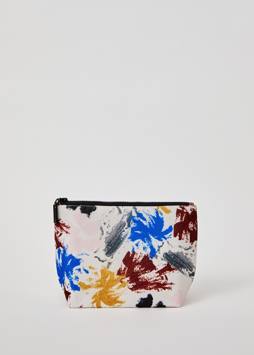 Cassidy Pouch in Floral Symphony