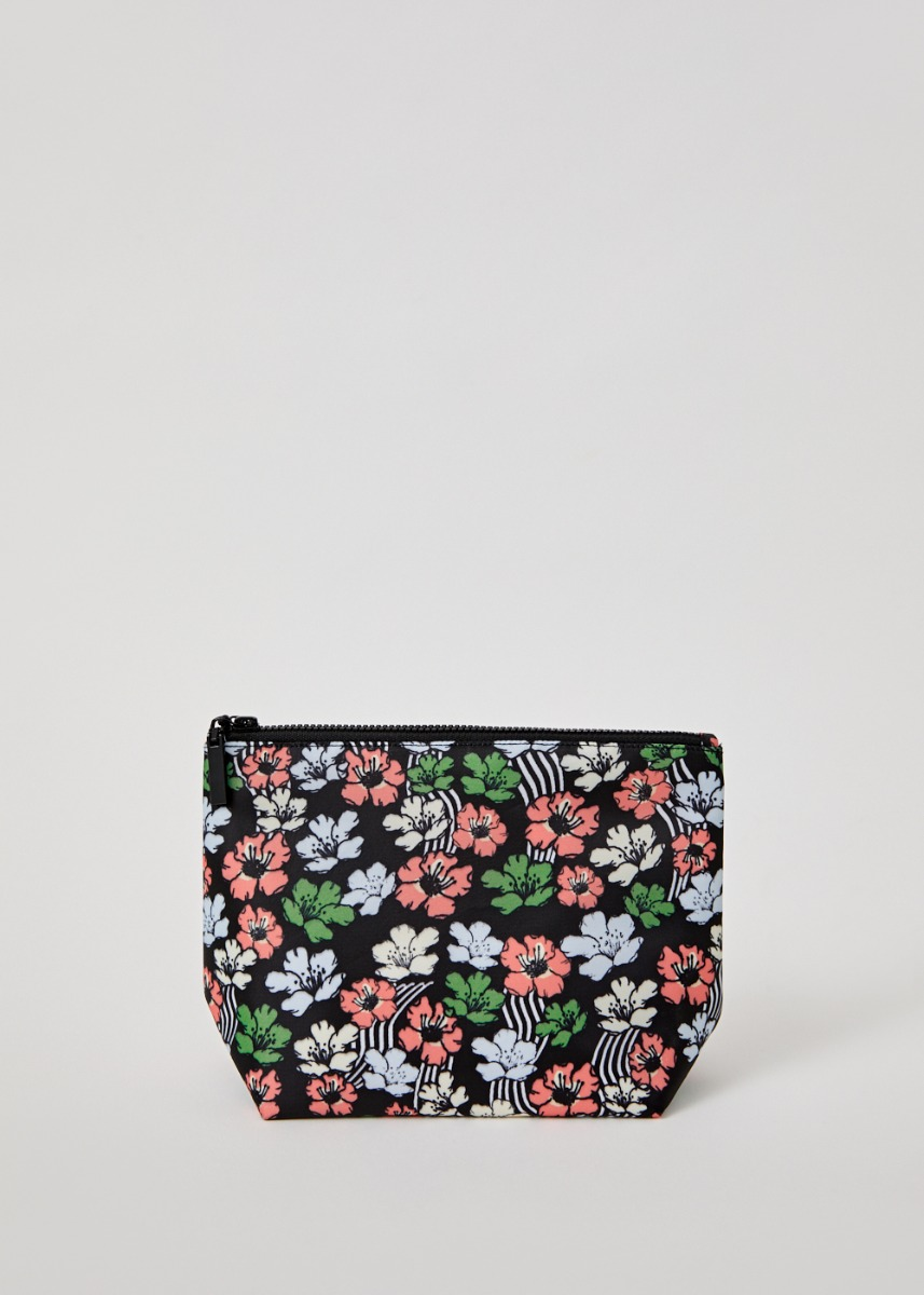 Cassidy Pouch in Buttercup Bloom