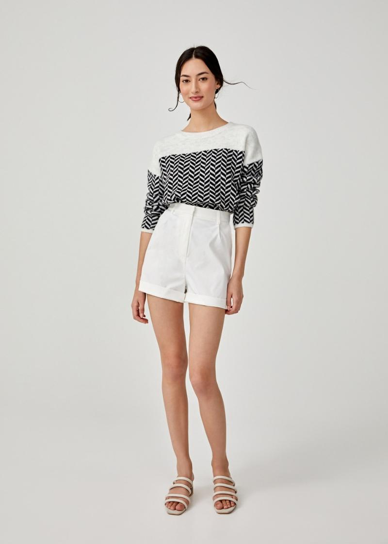 Keely Knit Sweater