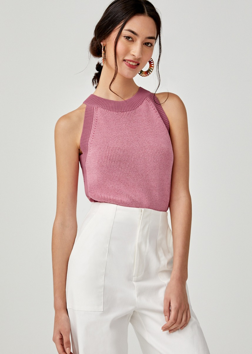 Acantha Knit Tank Top