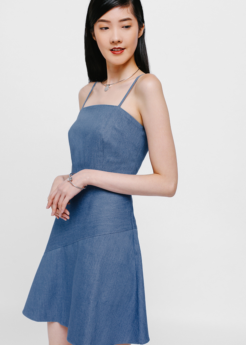 Daffien Denim Dress