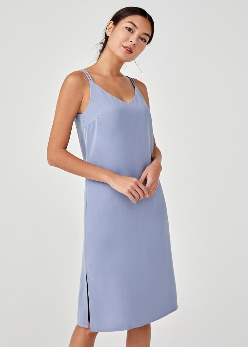Allegrie Cross Back Camisole Dress
