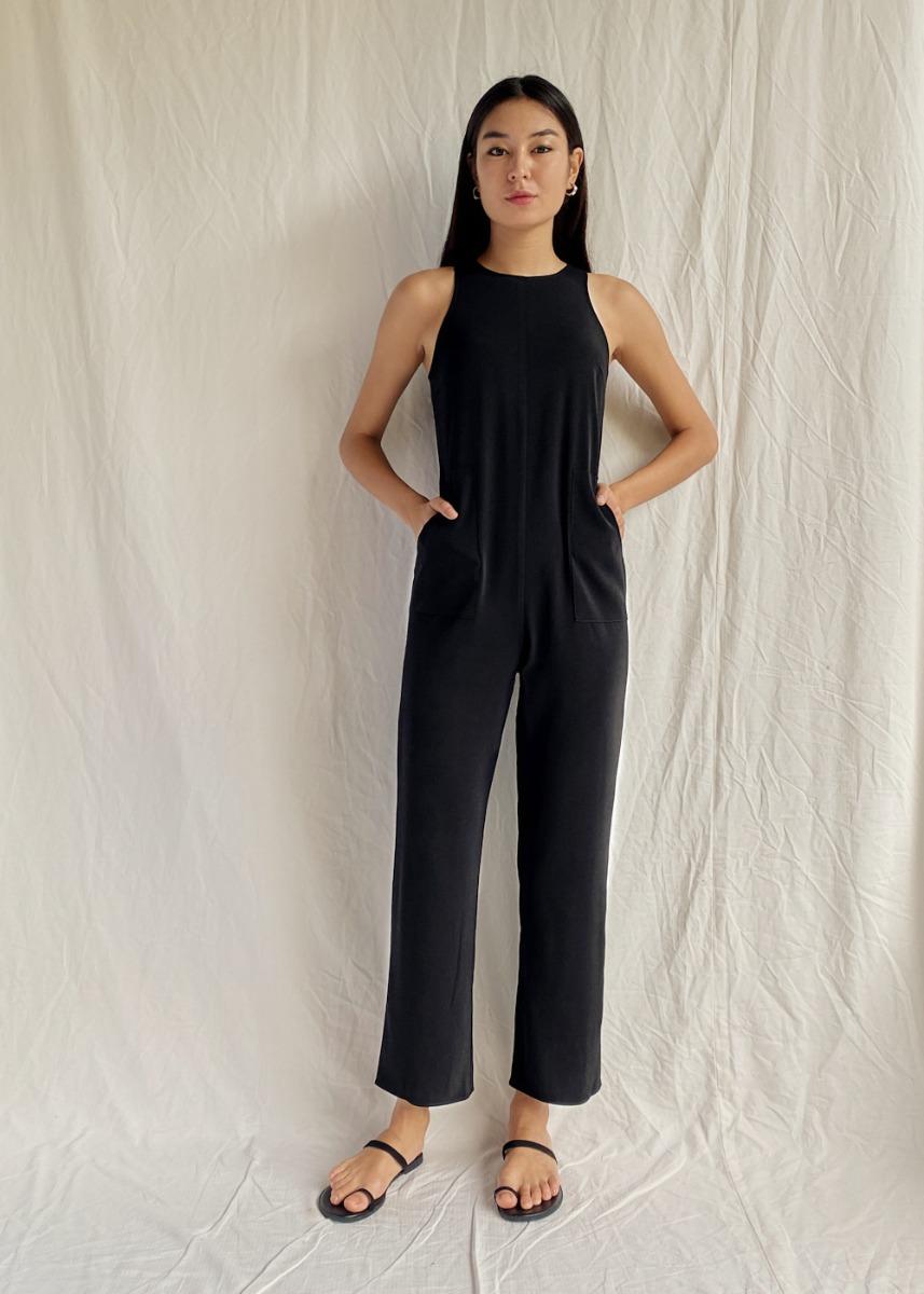 Hazel Straight Leg Jumpsuit