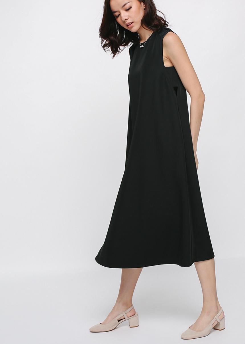 Ulicia Oversized Midi Dress