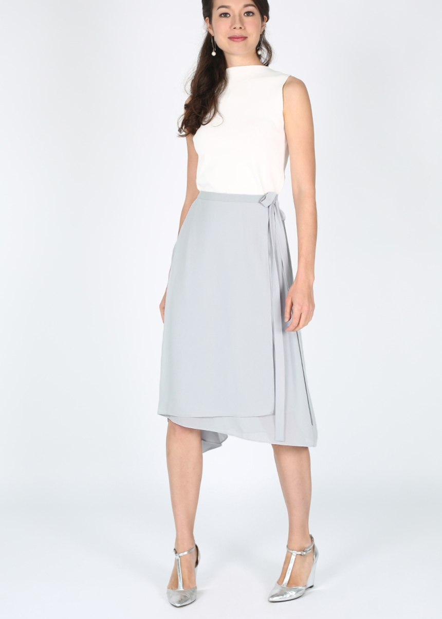 Sasson Layered Skirt