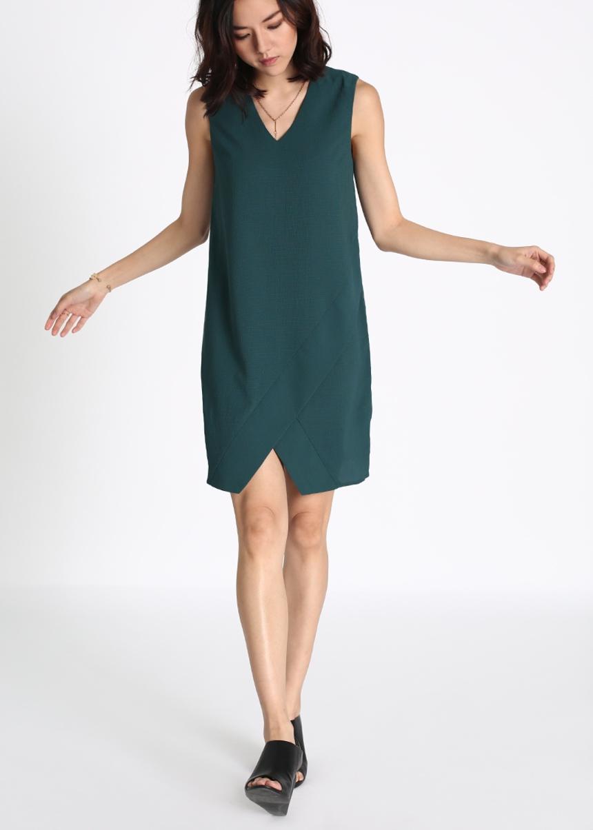 Anita Textured Dress