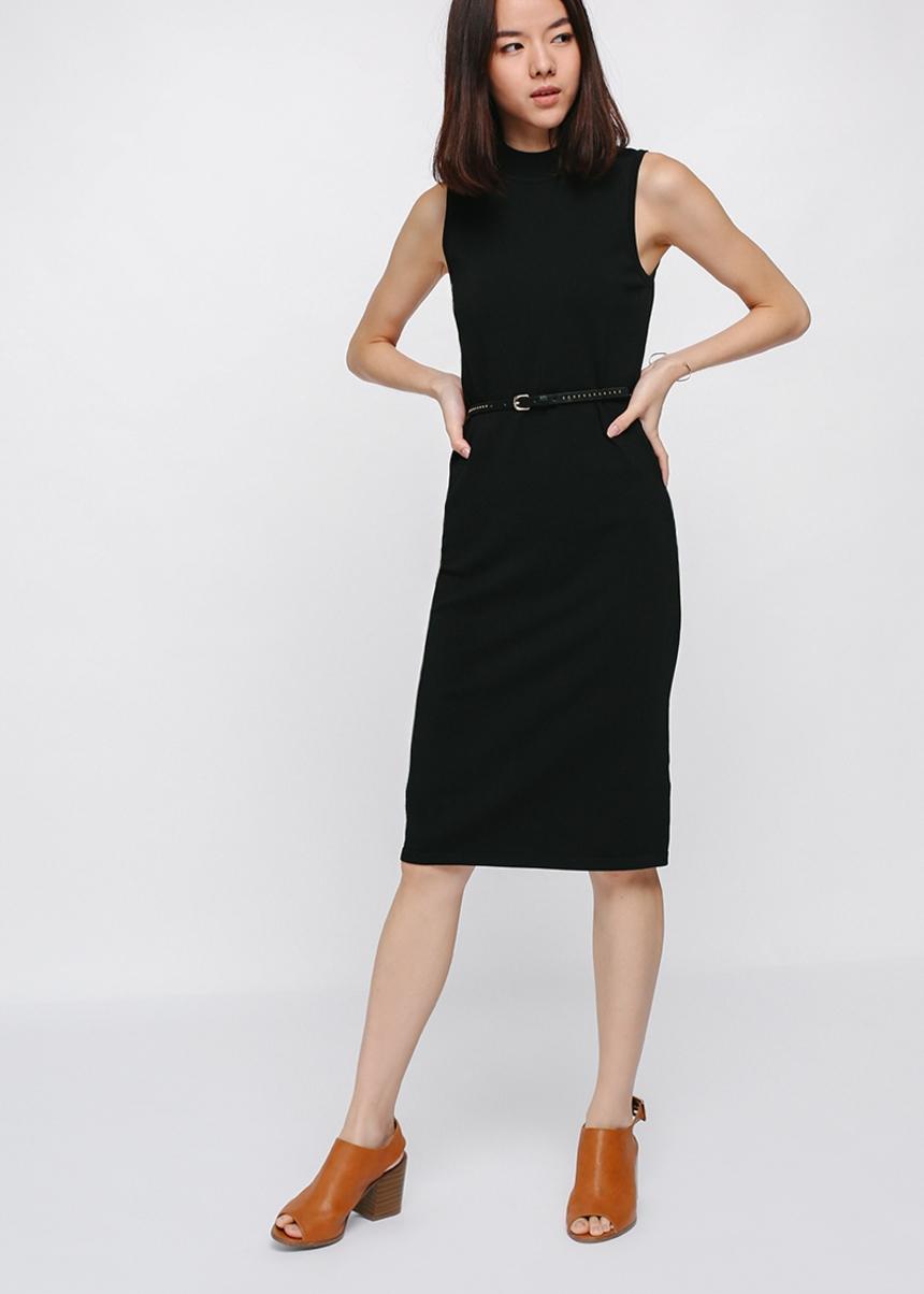 Kelda Knit Midi Dress