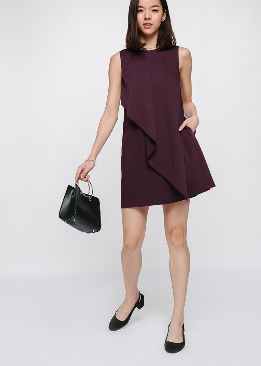 Yuciana Asymmetrical Dress