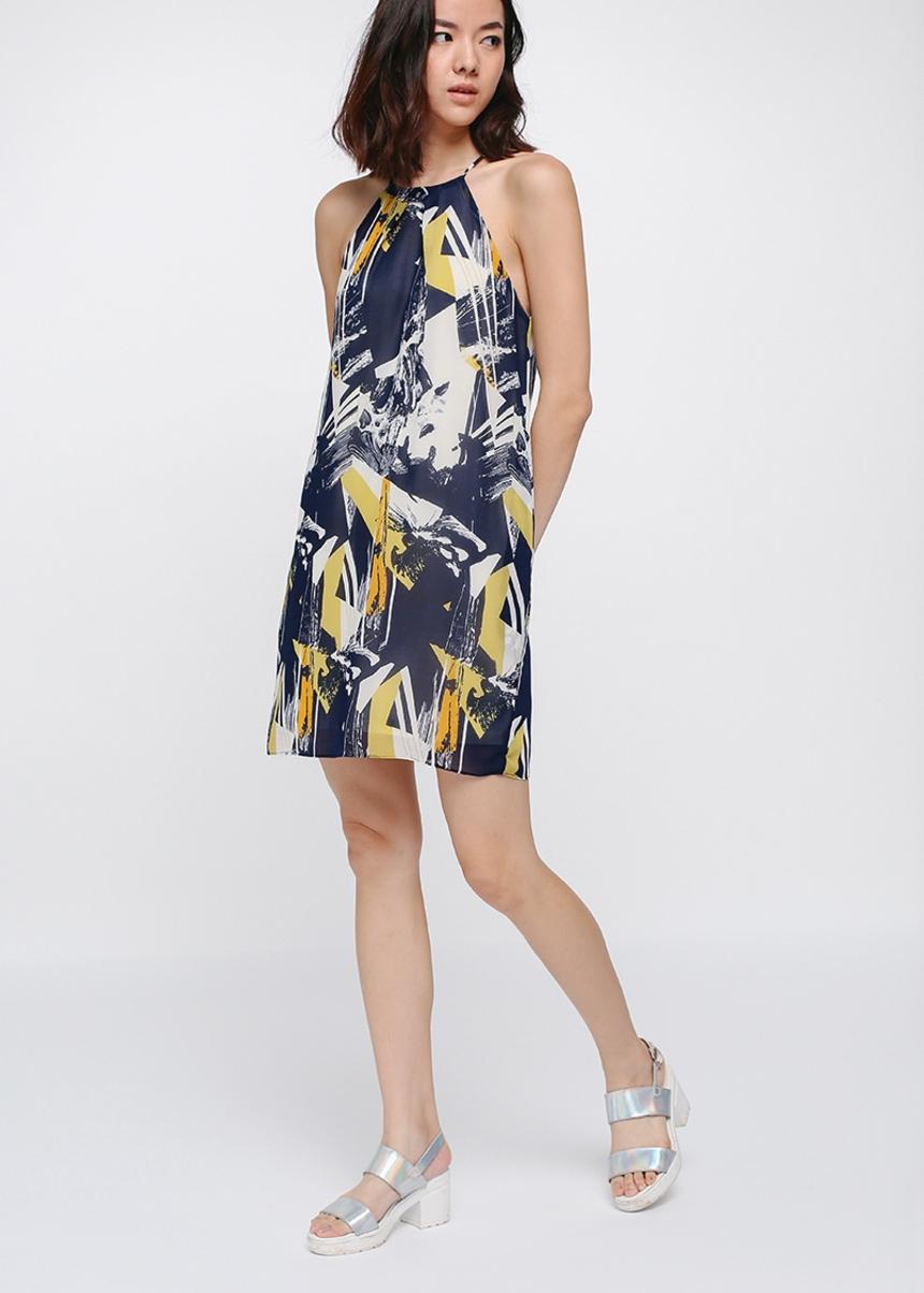 Rahel Printed Dress