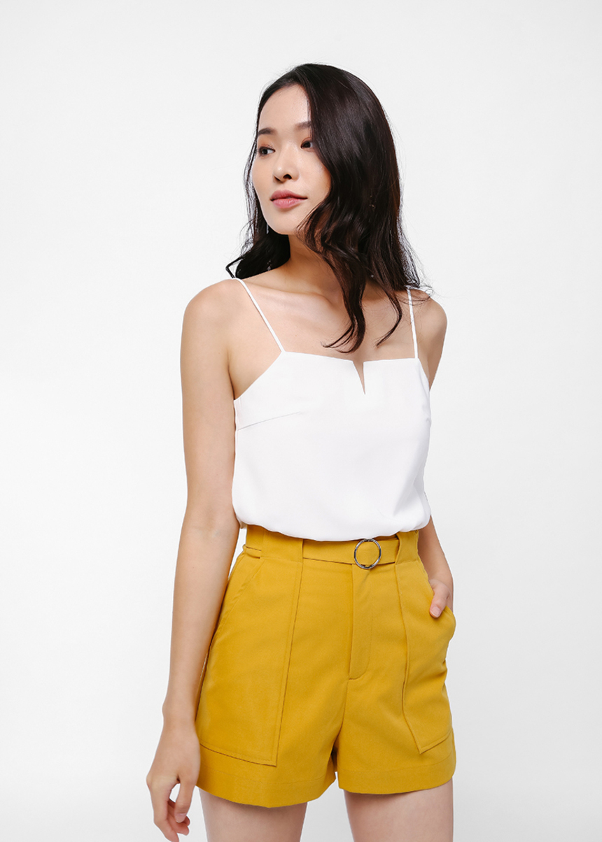 Nora Notch Front Camisole