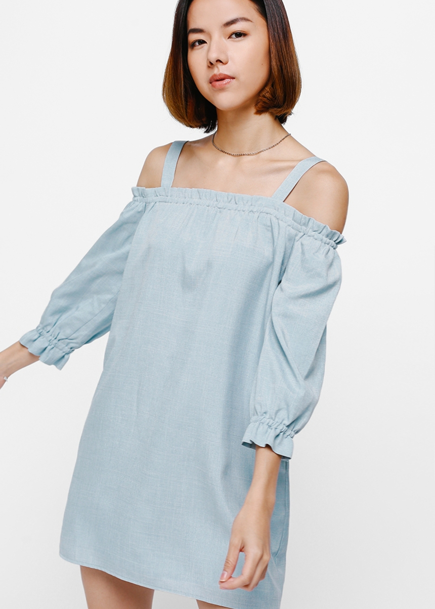 Shonley Off Shoulder Dress