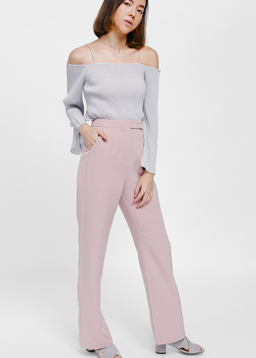 Padiona High Waist Pants