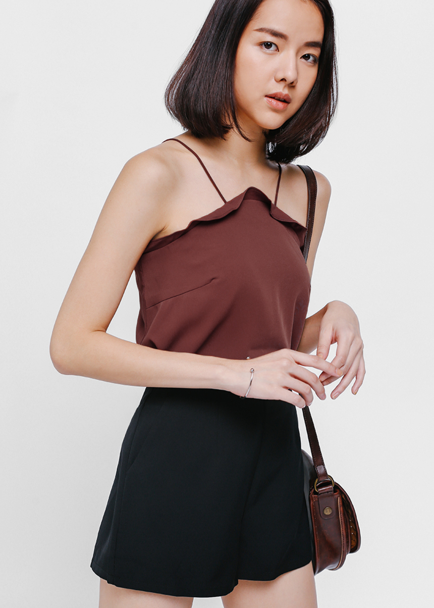 Cayra Frill Camisole