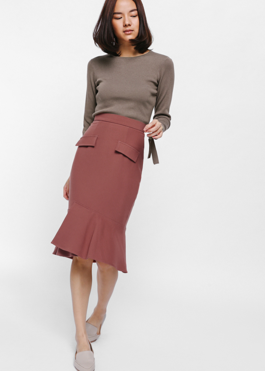 Sineara Pocket Trumpet Skirt