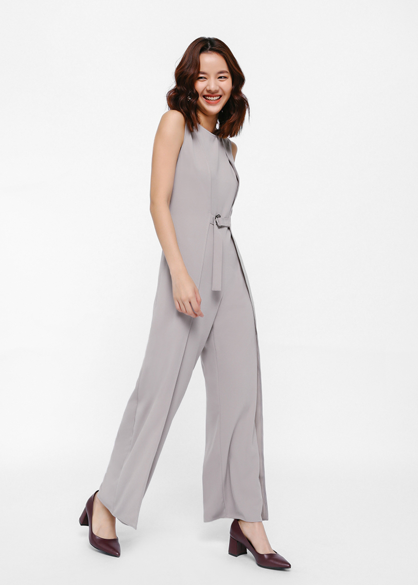 Jrischa D-ring Layered Jumpsuit