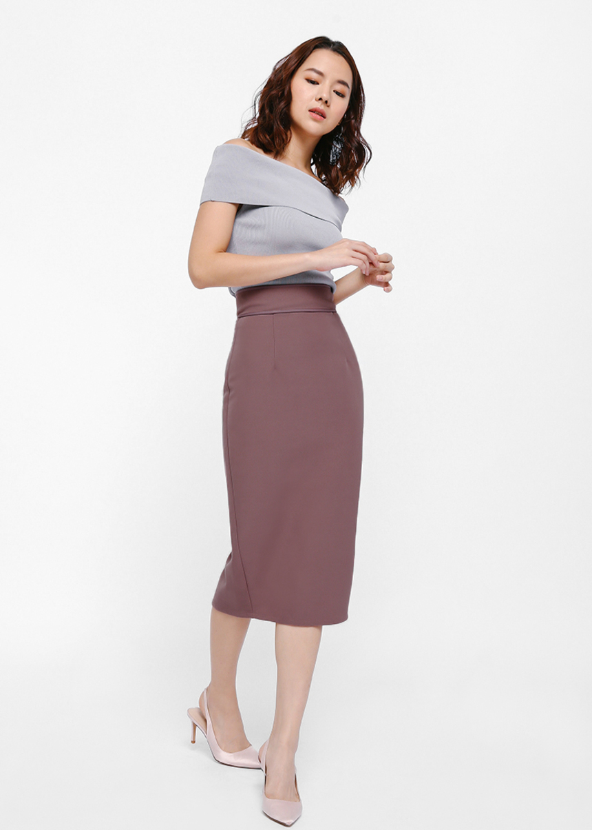 Yirs Pencil Skirt