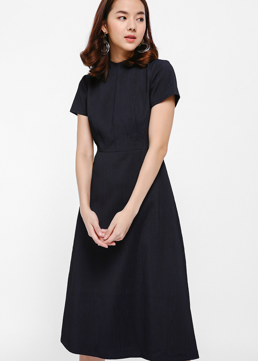 Relgez Midi Dress
