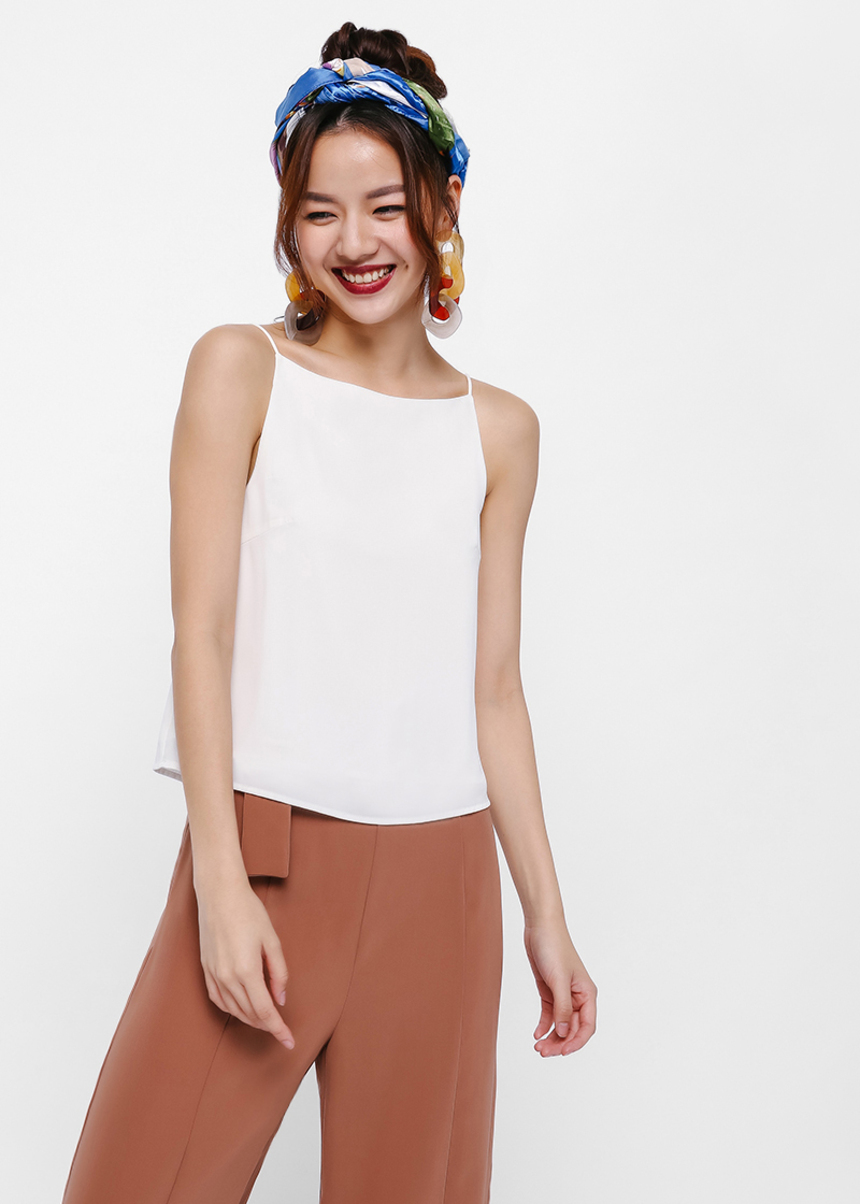 Yves Square Neck Camisole