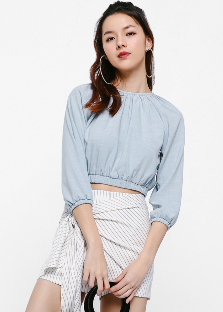 Mertina Crop Top
