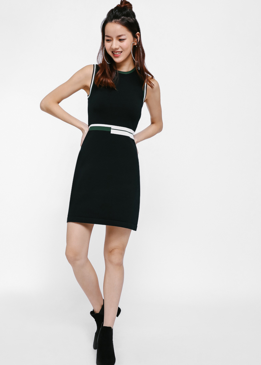 Meela Bodycon Mini Dress