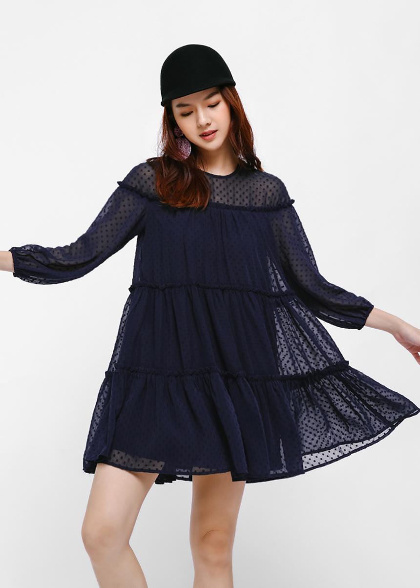 260a47773200f Buy Nefenta Baby Doll Dress @ Love, Bonito Singapore | Shop Women's ...