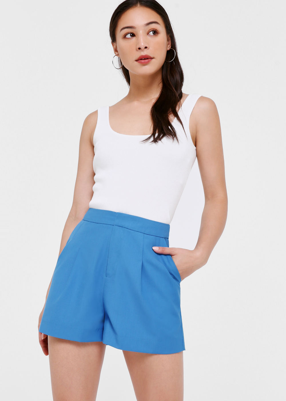 Lyana High Waist Shorts