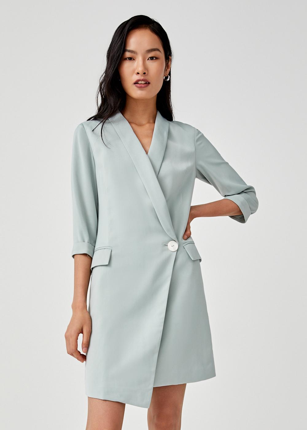 Chelsea Tuxedo Dress