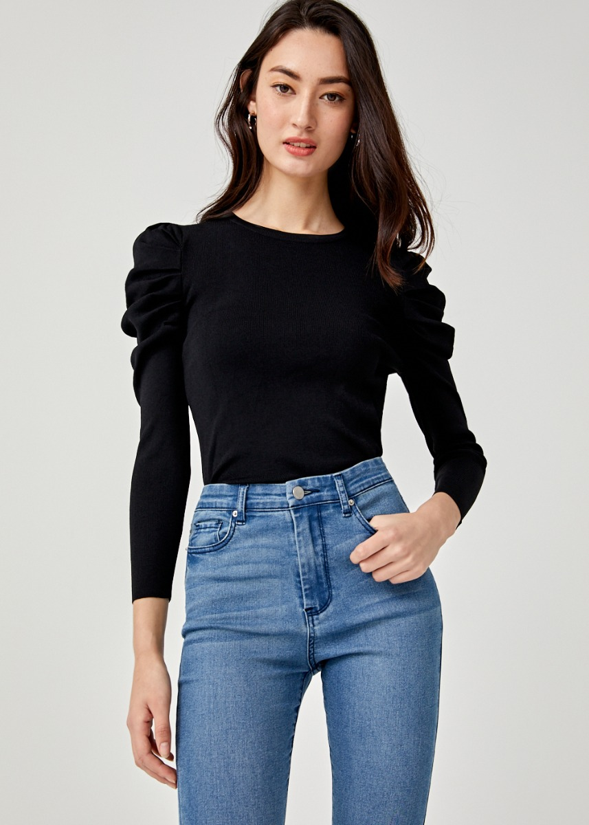 Seraphina Puff Sleeve Top