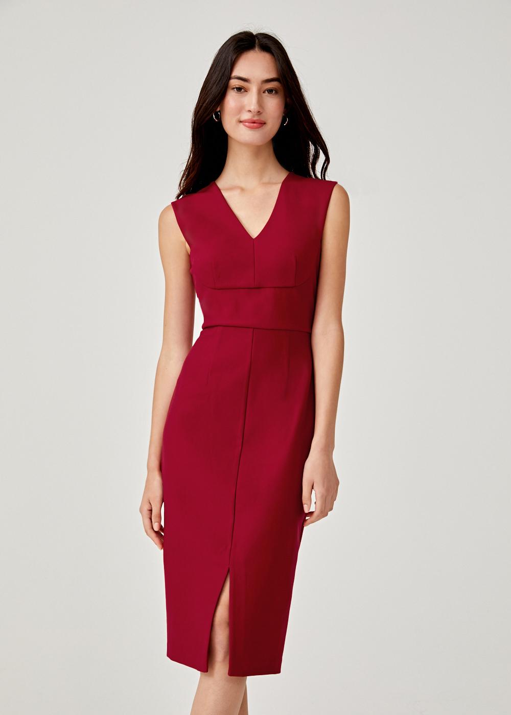 Bryonia Midi Bodycon Dress
