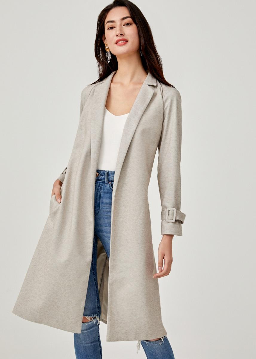 Levina Belted Coat