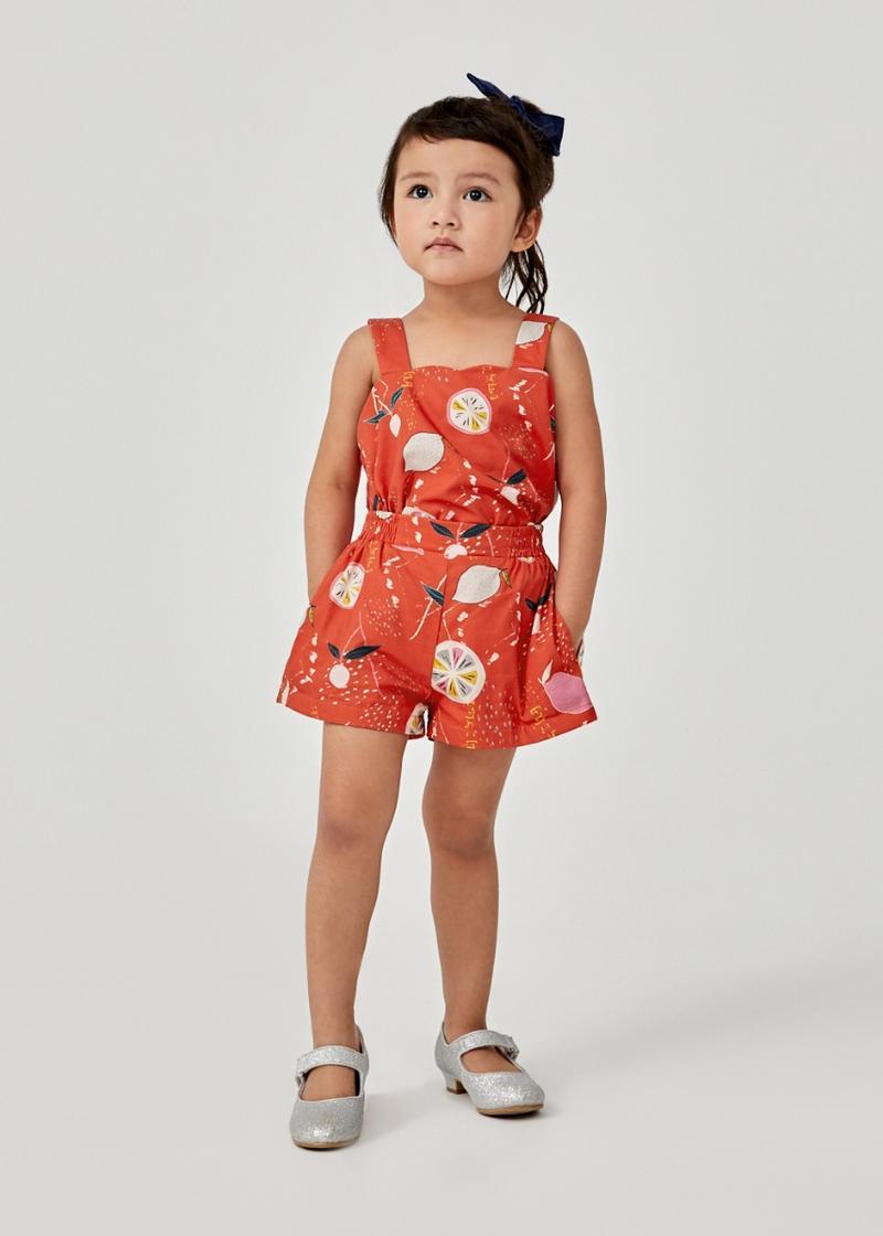 Nicoline Shorts in Tutti Frutti