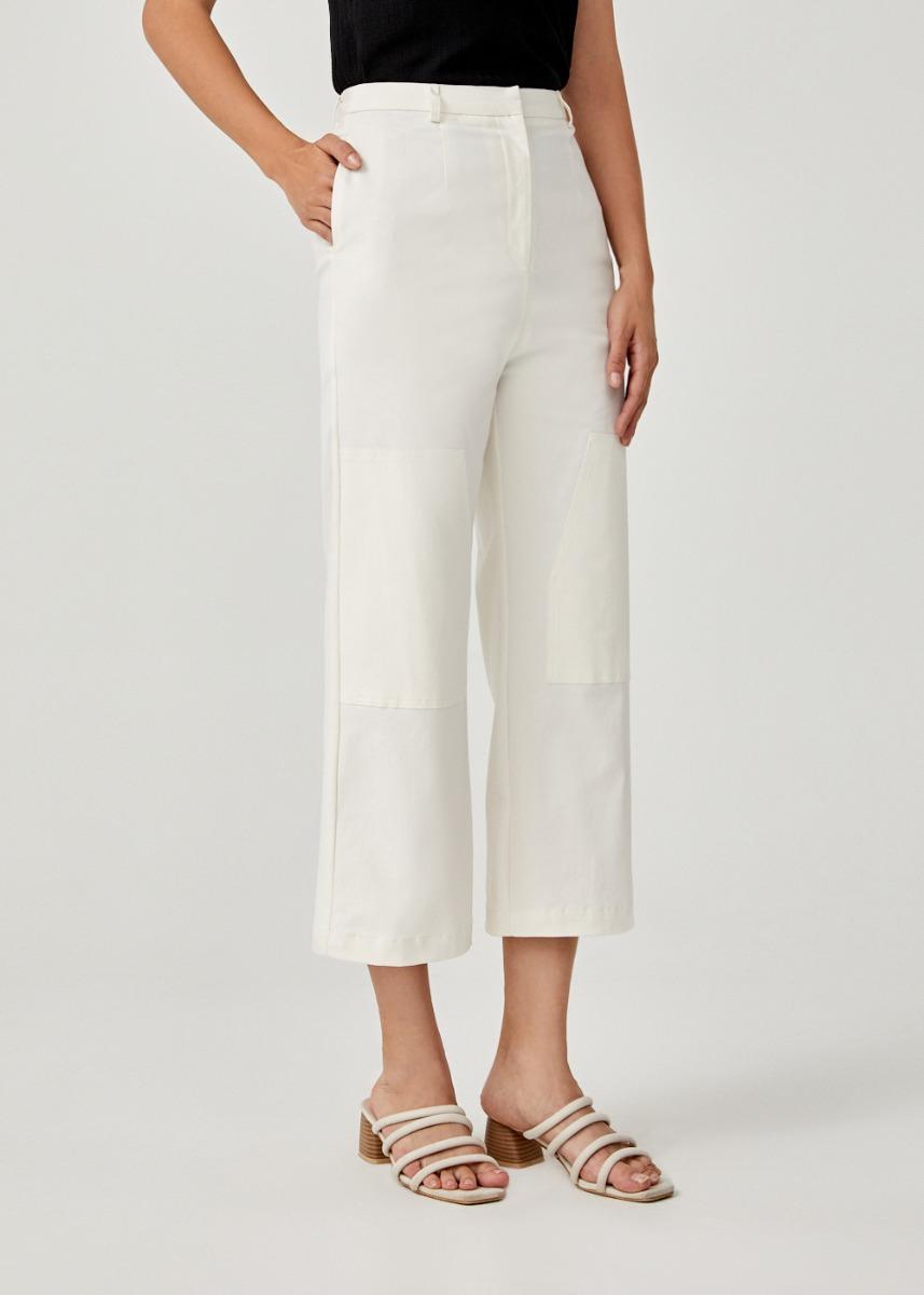 Sariah Tailored Straight Leg Pants