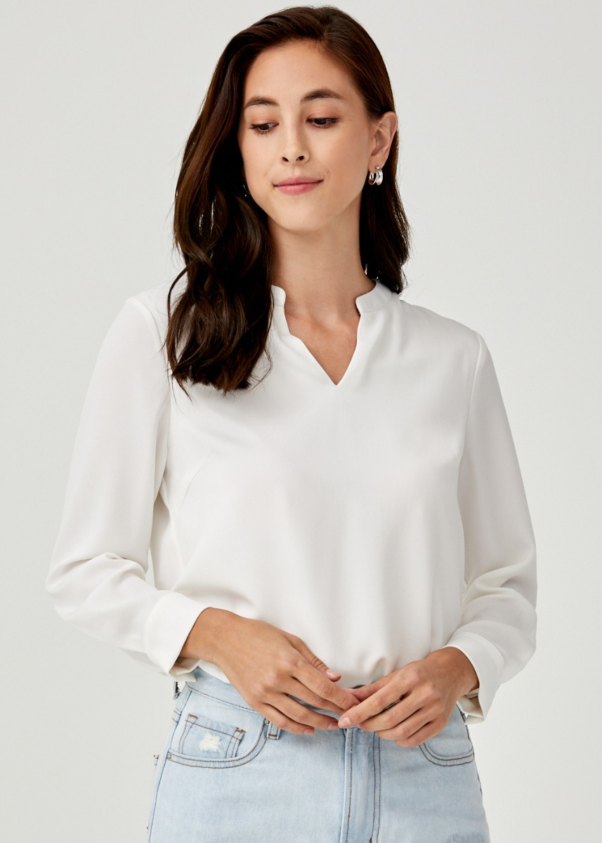 Alikah V-Neck Shirt