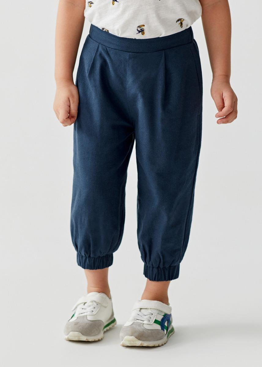 Jayden Linen Jogger Pants